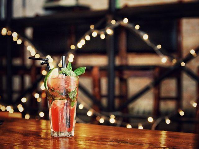 make your own christmas gin