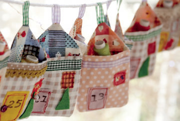 A lovely project from Sew Advent Calendars