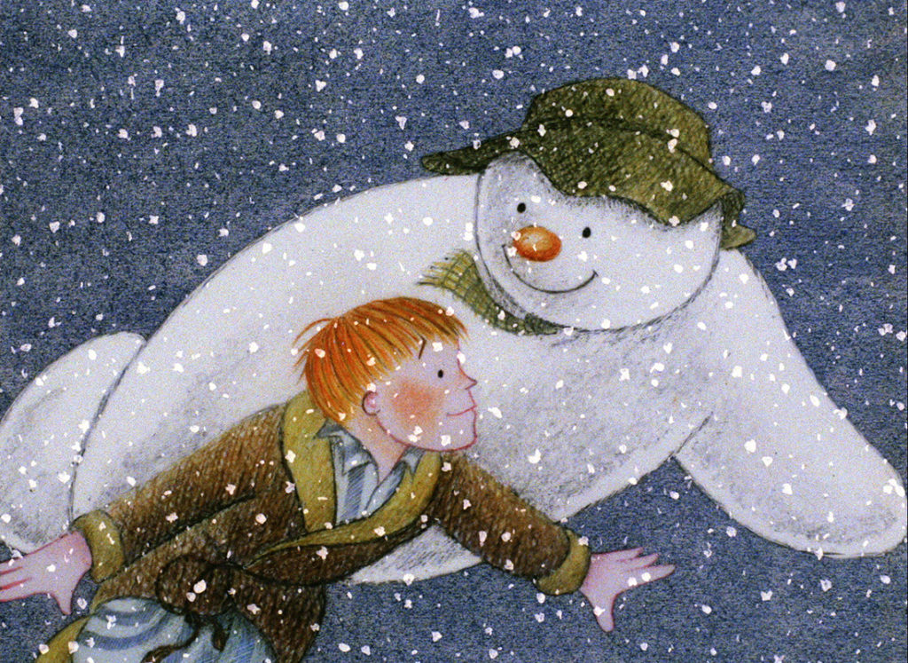 The Snowman A TVC London Productions © 1982, 1992, 2002 Snowman Enterprises Ltd. ALL RIGHTS RESERVED