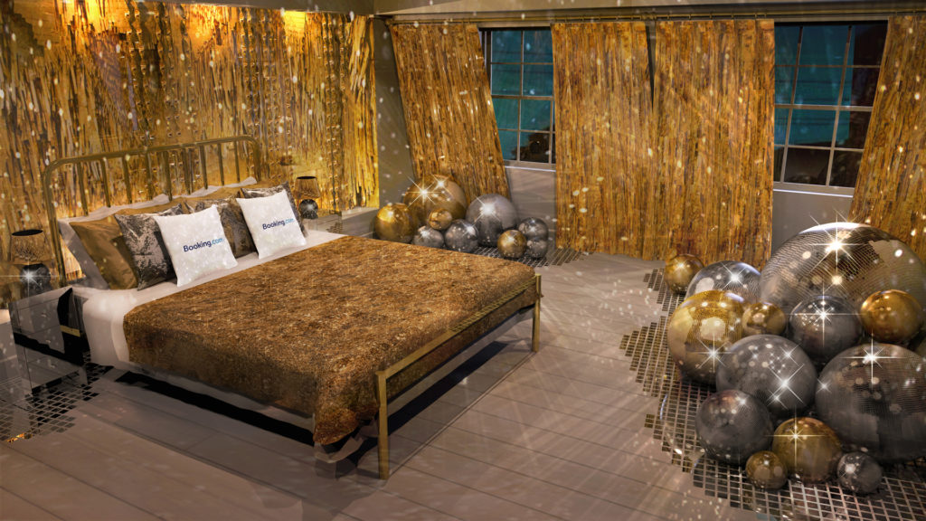 Bedroom of House of Sparkle