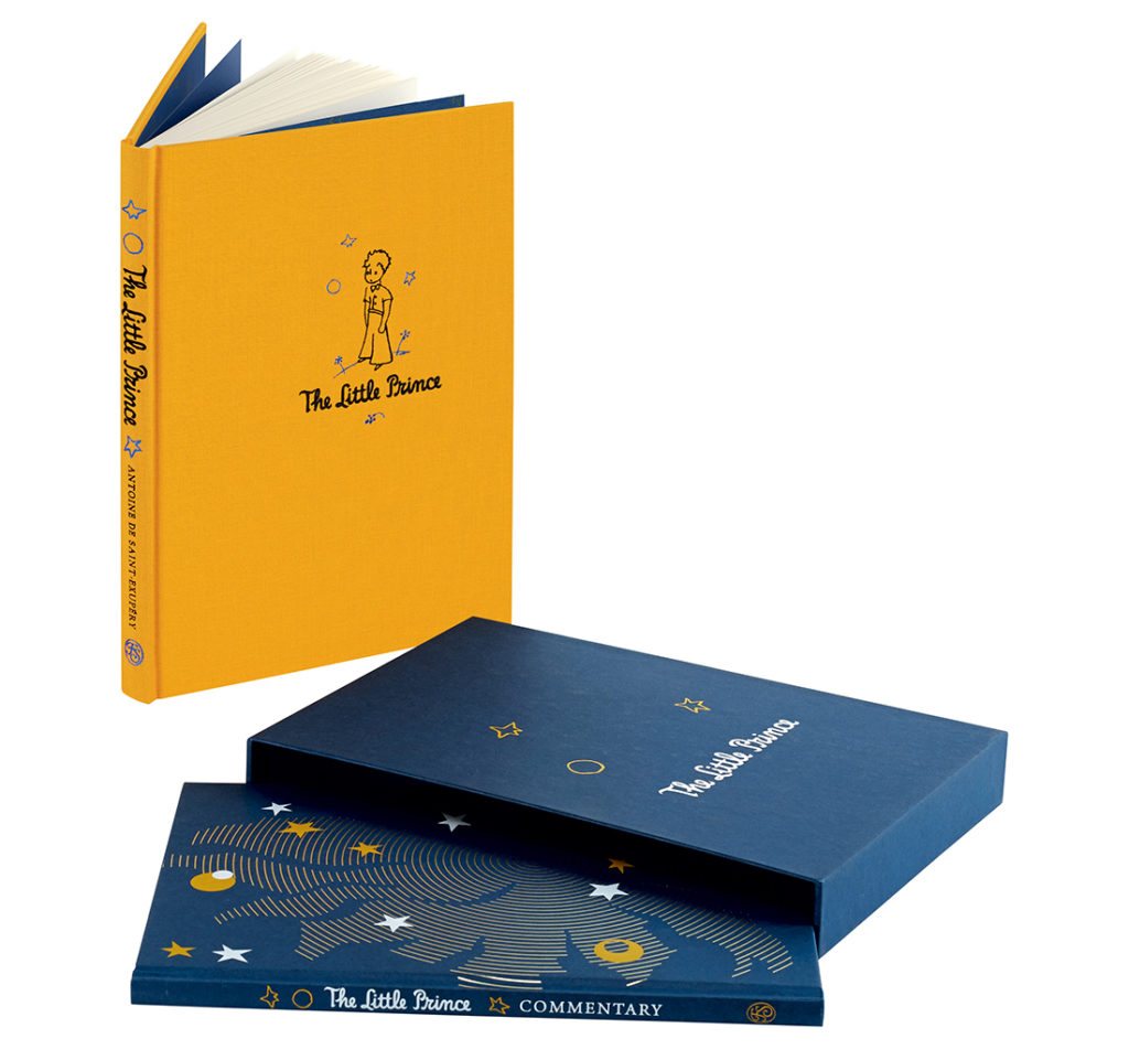 The Little Prince from The Folio Society
