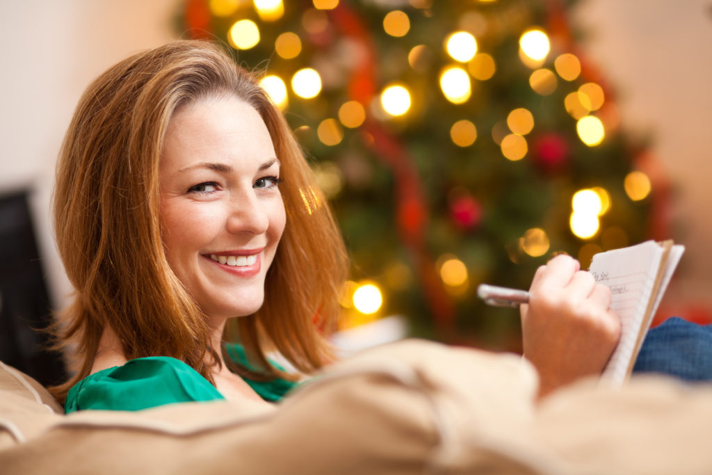 christmas planning Pic: Istockphoto