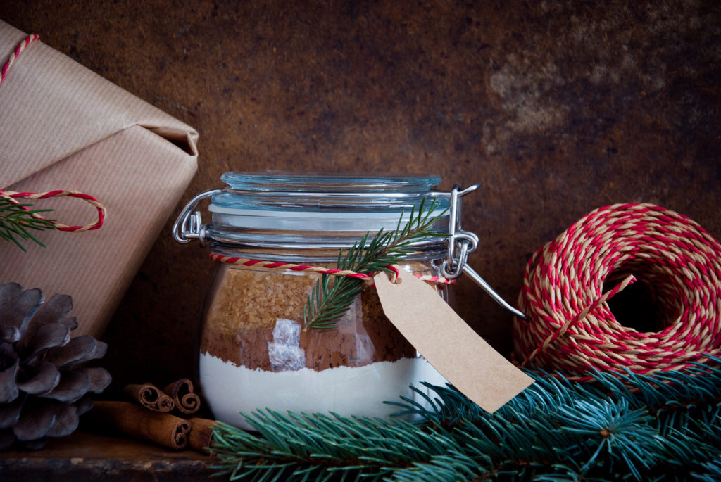 Jar with ingredients Pic: Istockphoto
