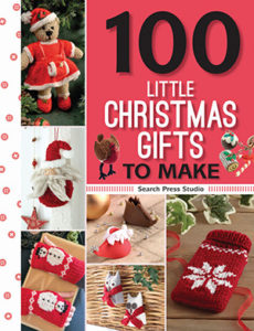 Cover of 100 Little Christmas Gifts To Make by Search Press