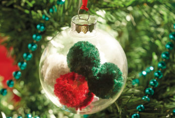 Bauble decoration