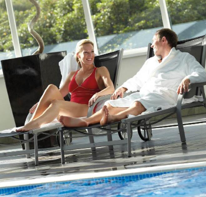 Aviemore resort swimming pool