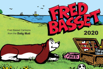 Fred Basset 2020 cover